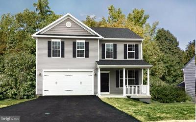 Spotsylvania Single Family Home For Sale: 12402 Sickles Lane