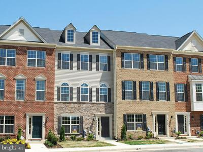 Brandywine Townhouse For Sale: 7400 Four Gardens Road