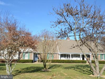 Rhoadesville Single Family Home For Sale: 8288 Logging Road