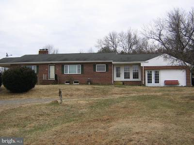Partlow VA Single Family Home For Sale: $274,900