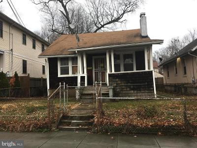 Washington Single Family Home Under Contract: 2809 26th Street NE
