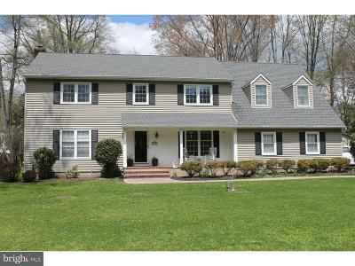 Pennington Single Family Home For Sale: 108 Lewis Brook Road
