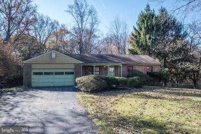 Howard County Single Family Home For Sale: 11705 Teri Lynn Drive