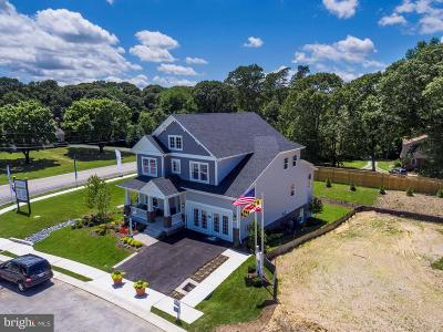 Riva Single Family Home For Sale: 2836 Glen Isle Road
