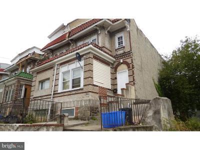 Philadelphia Multi Family Home For Sale: 6308 Chester Avenue