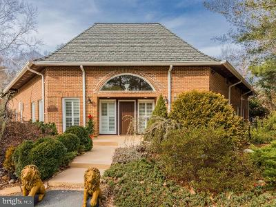Bethesda Single Family Home For Sale: 8001 Thornley Court
