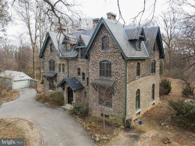 Philadelphia Single Family Home For Sale: 6125 Boyer Street
