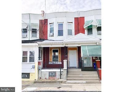 Philadelphia County Townhouse For Sale: 1214 N 56th Street