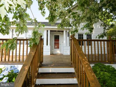 Annapolis Single Family Home For Sale: 1216 Bay Avenue
