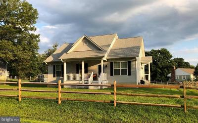 Middleburg Single Family Home For Sale: 35091 Snake Hill Road