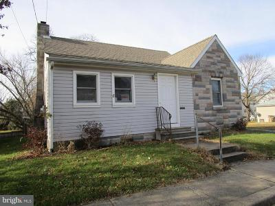 Cecil County Single Family Home For Sale: 113 Osage Street