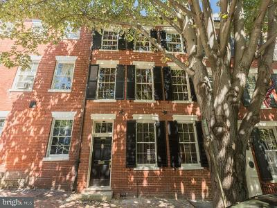 Alexandria Townhouse For Sale: 117 Prince Street
