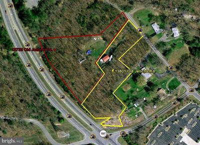 Bowie Residential Lots & Land For Sale: 13801 Old Jericho Park Road