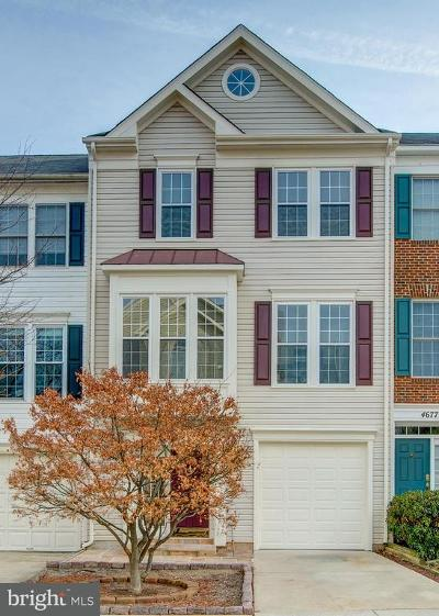 Sterling Townhouse For Sale: 46775 Keswick Square