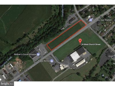 Residential Lots & Land For Sale: 26 W Church Street