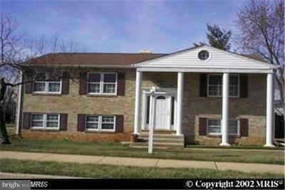 Baltimore County Rental For Rent: 1514 Rawlings Well Road