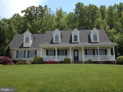 Potomac Landing Single Family Home For Sale: 6125 Marineview Road