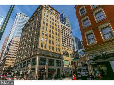 Philadelphia Single Family Home For Sale: 1737-39 Chestnut Street #801