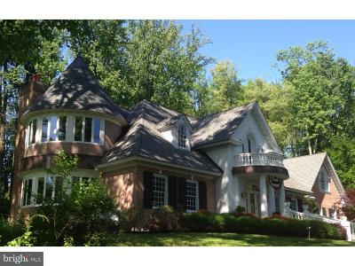 New Hope PA Single Family Home For Sale: $1,995,000