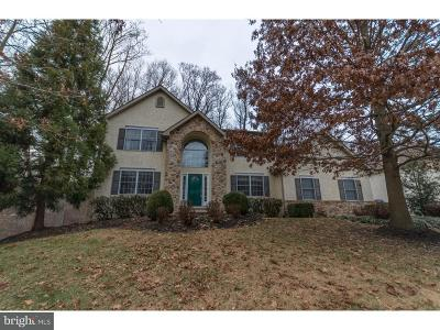 Huntingdon Valley Single Family Home For Sale: 1502 Hilltop Terrace