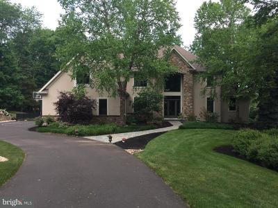 Bucks County Single Family Home For Sale: 5 Bryce Lane