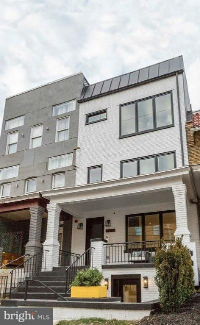 Washington Single Family Home Under Contract: 1471 Girard Street NW #1