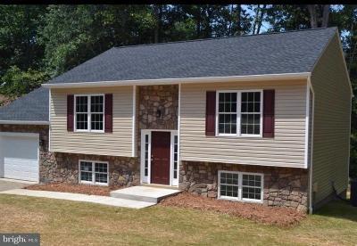 Spotsylvania Single Family Home For Sale: 11109 Stockade Drive