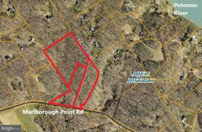 Stafford Residential Lots & Land For Sale: Marlborough Point Road
