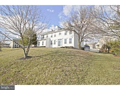 Newtown Single Family Home For Sale: 1 Duval Court