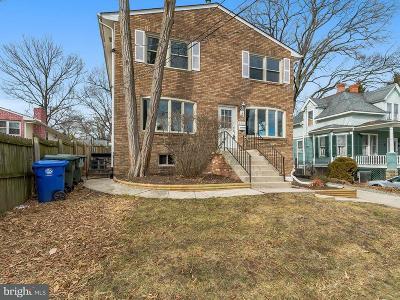 College Park, Greenbelt Single Family Home For Sale: 9310 Rhode Island Avenue