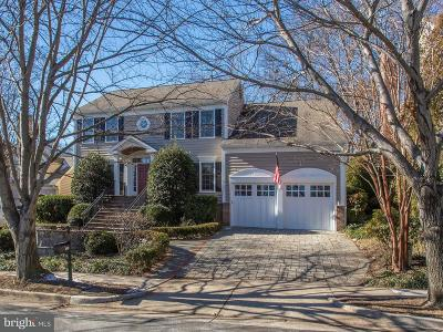 Alexandria Single Family Home For Sale: 1263 Dartmouth Court
