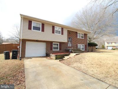 Upper Marlboro Single Family Home For Sale: 17101 Usher Place