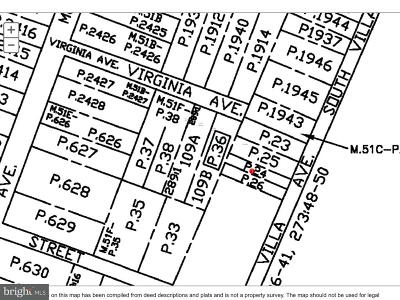 Annapolis Residential Lots & Land For Sale: S Villa Avenue