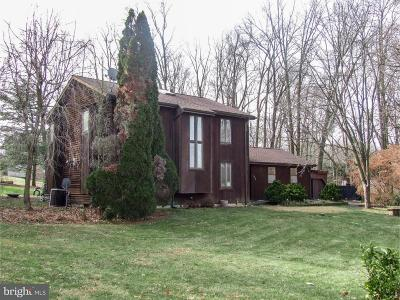 Elkton Single Family Home Under Contract: 125 Kelly Court