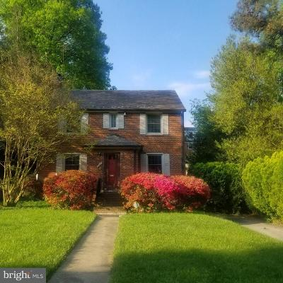 Shepherd Park Rental For Rent: 1342 Leegate Road NW