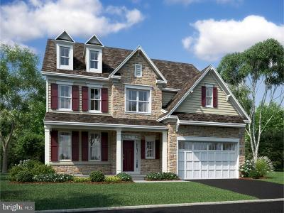 Doylestown Single Family Home For Sale: 341 Mystic View Lane