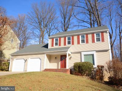 Arnold Single Family Home For Sale: 604 Dunberry Drive