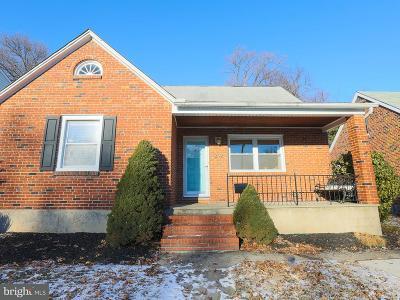 Baltimore Single Family Home For Sale: 202 Linhigh Avenue
