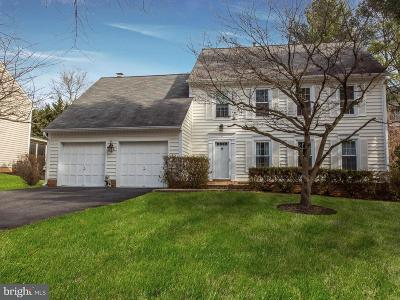 Rockville MD Single Family Home For Sale: $819,900