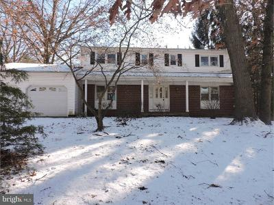 Trenton NJ Single Family Home For Sale: $334,900