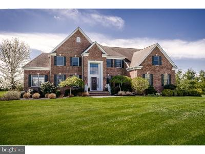Pennington Single Family Home For Sale: 7 Hunters Ridge Drive