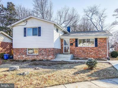 Silver Spring Single Family Home For Sale: 10905 Fiesta Road