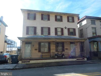Port Deposit Single Family Home For Sale: 39 Main Street S