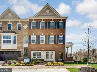 Upper Marlboro Townhouse For Sale: 3837 Pentland Hills Drive