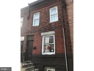 Philadelphia Multi Family Home For Sale: 2518 S 7th Street