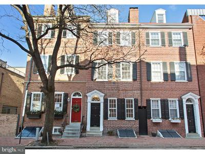 Philadelphia Single Family Home For Sale: 131 Pine Street
