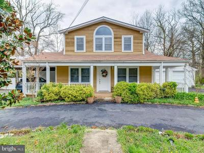 Single Family Home For Sale: 8736 Wolftrap Road