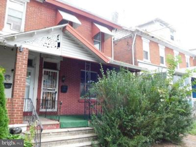Norristown Single Family Home For Sale: 3 Stanbridge Street