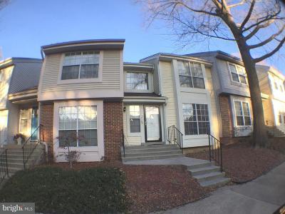 Silver Spring Townhouse For Sale: 1404 Casino Circle