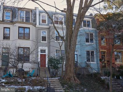 Washington Townhouse For Sale: 1838 Ingleside Terrace NW